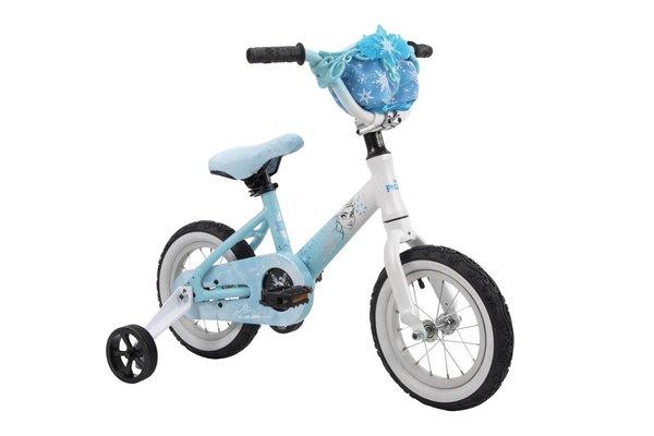 Batch Frozen Bike