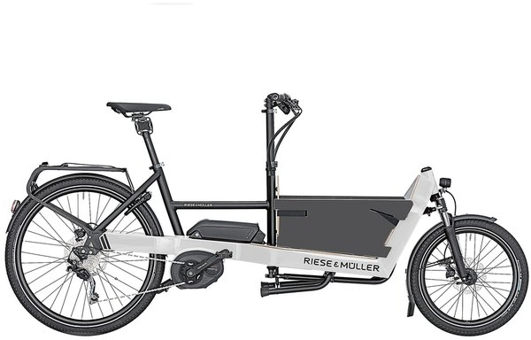 Riese and Müller Packster 40