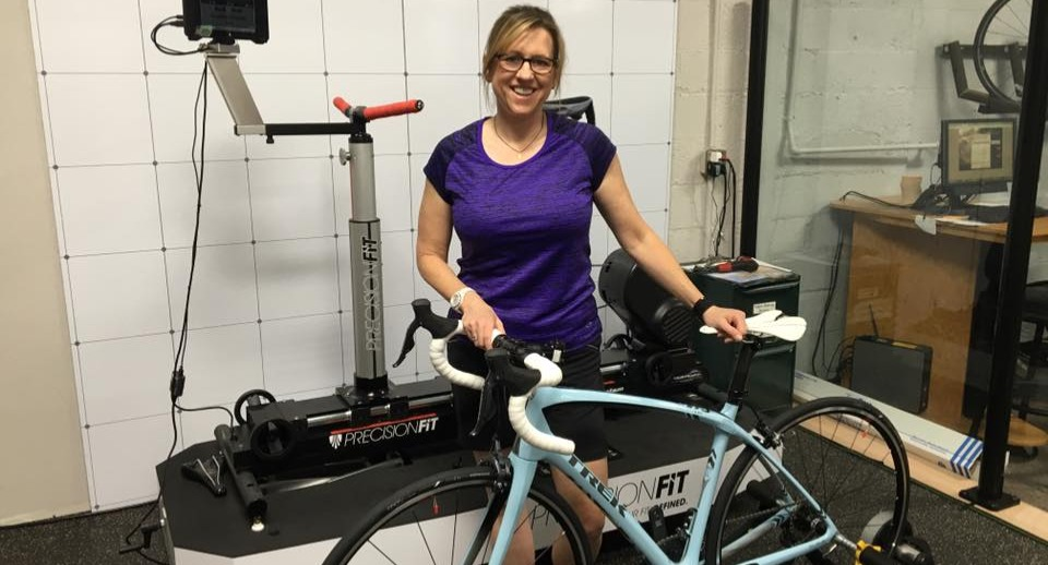 Professional Bike Fitting with Precision Fit