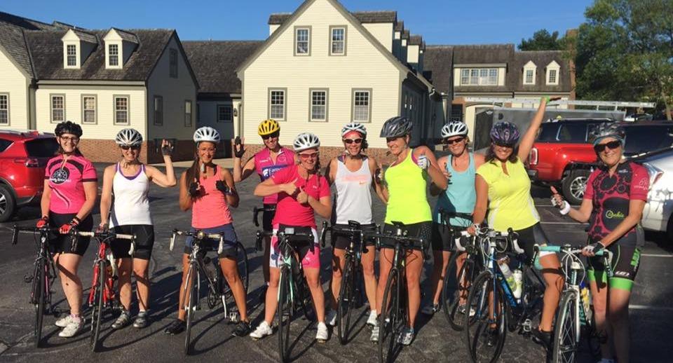 Women's Rides - Wisconsin | Wheel & Sprocket - Wheel
