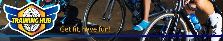 training hub: get fit, have fun!