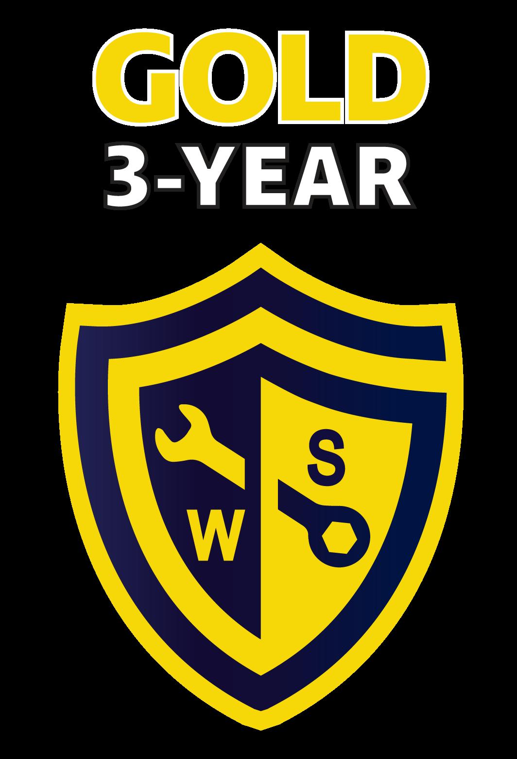 Gold - 3 Year