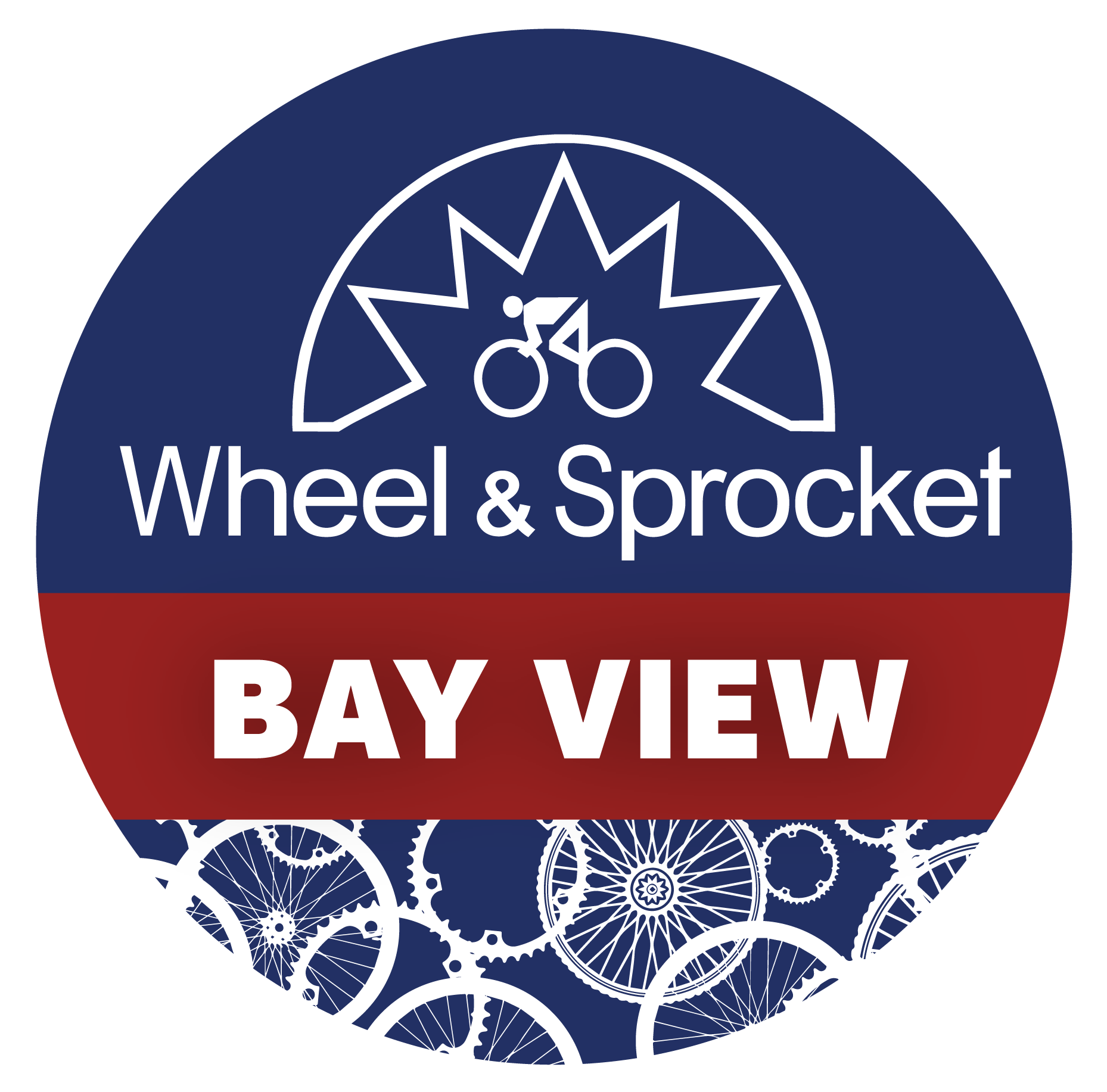Wheel and Sprocket - Bay View