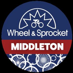 Wheel & Sprocket - Middleton