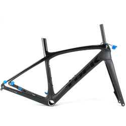 Trek Domane SLR Disc Road Frameset // Project One // Black/Black