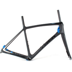 Trek Emonda SLR Disc Road Frameset // Project One // Black/Black