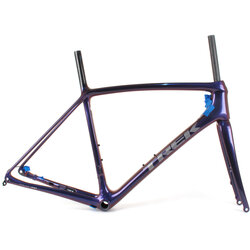 Trek Emonda SLR Disc Road Frameset // Project One // Purple/Charcoal
