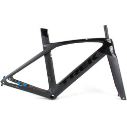 Trek Madone SLR Disc Road Frameset // Project One // 52cm Black/Black