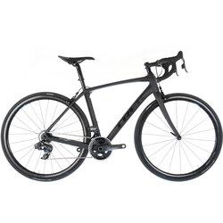 Trek 2019 TREK DOMANE SLR RIM Carbon Road Bike SRAM FORCE 12SPD Carbon Wheels // 52cm