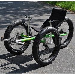 Trident Trikes Terrain Fat Trike - 26