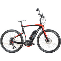 Haibike XDuro Superrace E-Bike - 56cm