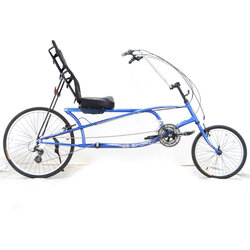 Sun Bicycles EZ Sport CX - Recumbent