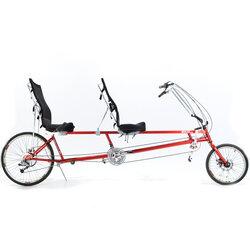 Sun Bicycles E2-TDMcx - Tandem Recumbent