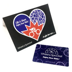 W&S Wheel & Sprocket Gift Card