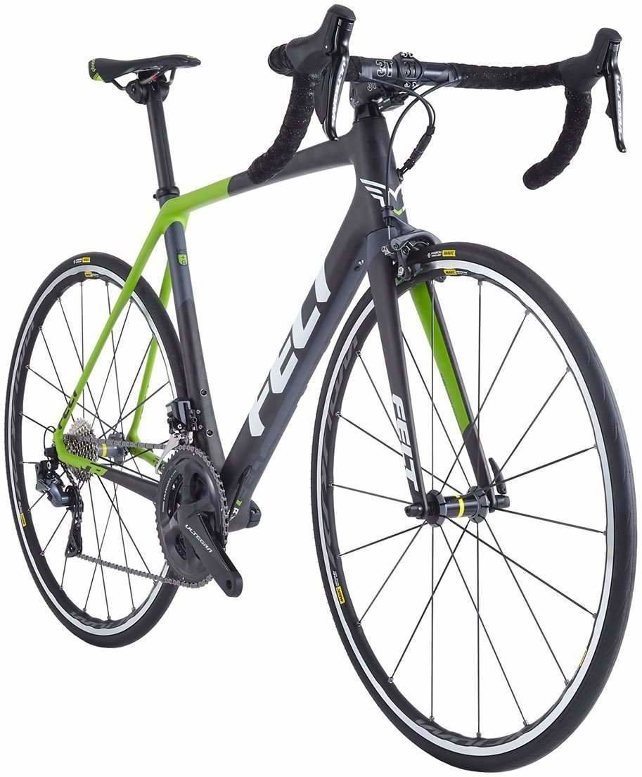 Felt Bicycles Fr2 Carbon Road Racing Bike Shimano Ultegra 8050 11 Speed Di2 Wheel Sprocket One Of America S Best Bike Shops