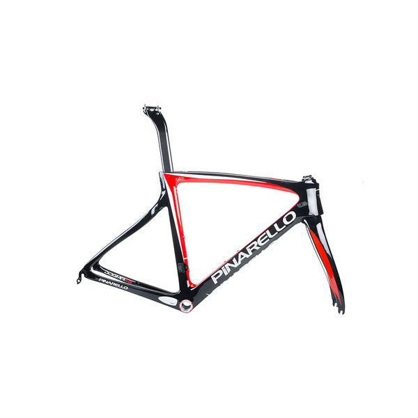 Pinarello 2015 Pinarello Dogma F8 Frameset Color: Naked Red