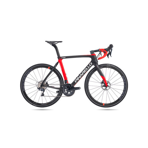 Pinarello 2018 Pinarello GAN GRS Ultegra Color: Red/Black