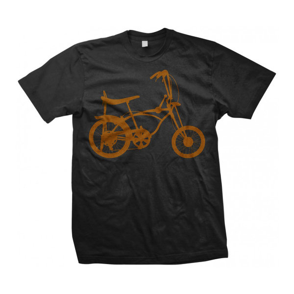 DH Wear DH Wear Banana Seat Tee Color: Black