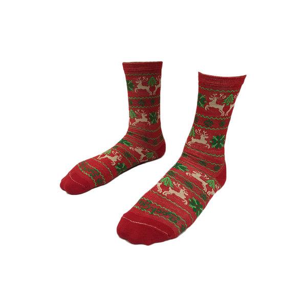 SockGuy Sock Guy Sweater 4 Sock Red