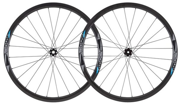 Quai Quai R30 LTD ED. Disc Carbon Tubeless Wheelset 700c 12x100/142 QR Adapter Incl.
