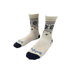 SockGuy Sock Guy Holly Day Sock L/XL