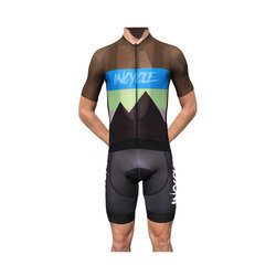 Incycle Angeles Creative Incycle Earth Jersey