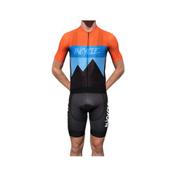 Incycle Angeles Creative Incycle Sunset Jersey