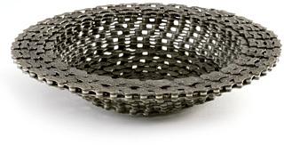 Resource Revival Bike Chain Bowl