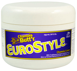 Paceline Products Chamois Butt'r Eurostyle