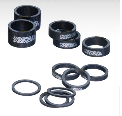 Profile Design Carbon Headset Spacers