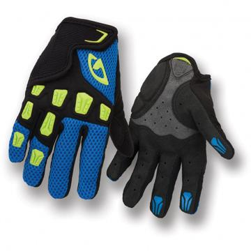 Giro Giro Remedy Jr. A rugged, full-fingered glove for young riders ages 4 – 12.