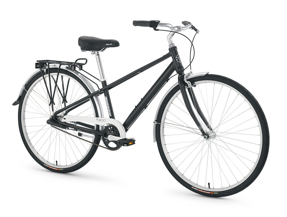 City rental bike