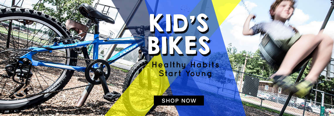 Shop Kid's Bikes at B&L Bike Shop