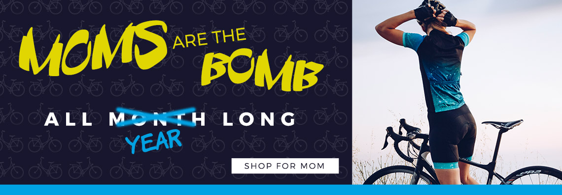 Shop gifts for her at B&L Bike Shop