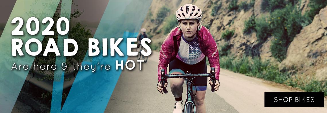Hot 2020 Road Bikes at B&L Bike Shop
