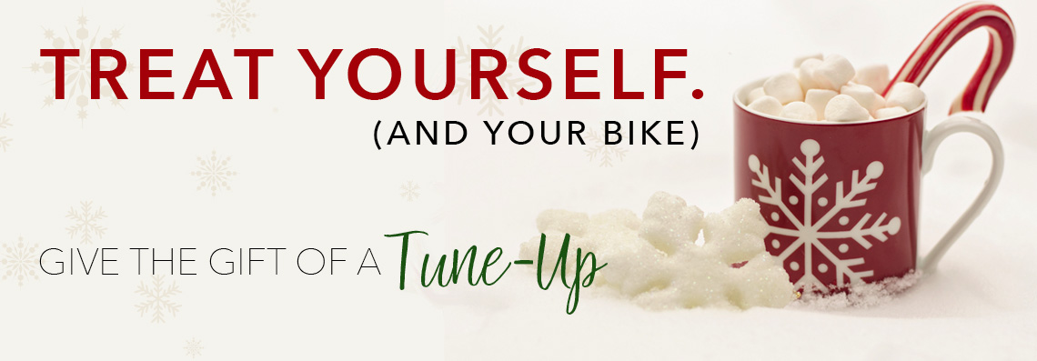 Treat your bike to a tune-up at B&L Bike Shop