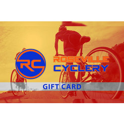 Roseville Cyclery Gift Card