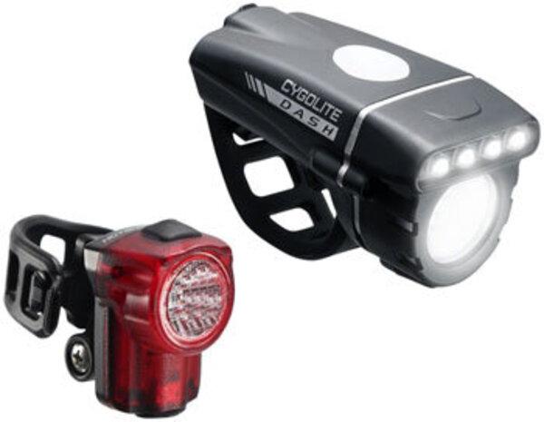 Cygolite Cygolite Dash 520 Headlight and Hotshot Micro 30 Taillight Set