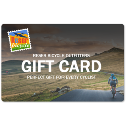 Reser Bicycle Outfitters Gift Card