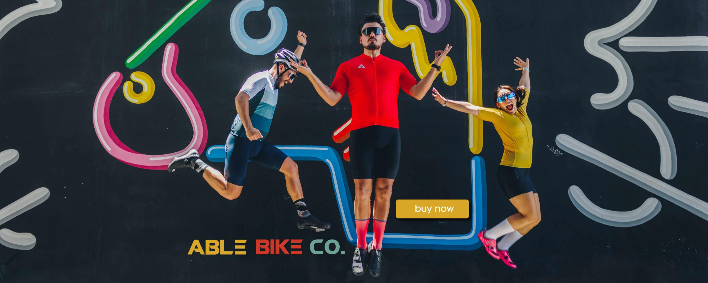 Able Clothing Banner