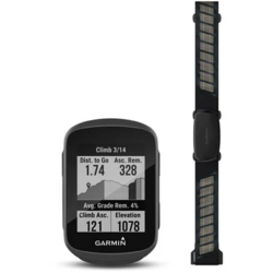 Garmin Edge® 130 Plus HRM Bundle (Includes HRM-Dual™)