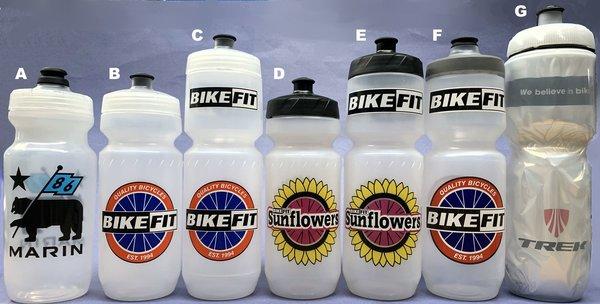 Bikefit Water Bottles