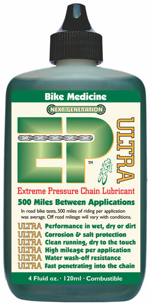 Bike Medicine EP Ultra Chain Lube