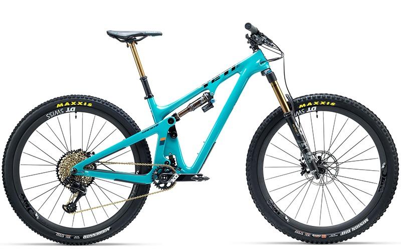 Yeti Cycles SB 130 GX rental bike