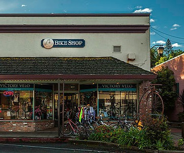 Victory Velo store front