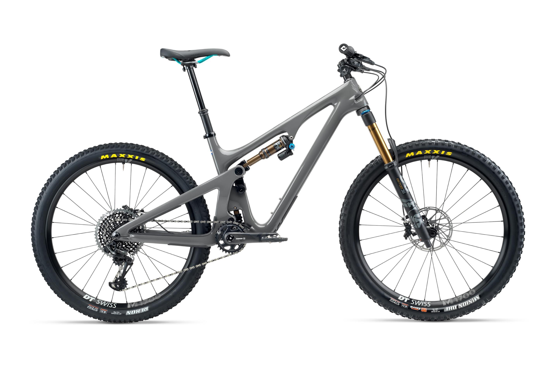 Yeti Cycles SB 140 GX rental bike