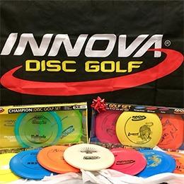 The Hub rents discs!
