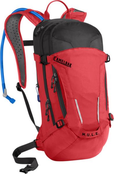 CamelBak M.U.L.E. 100 OZ Racing Red/Black