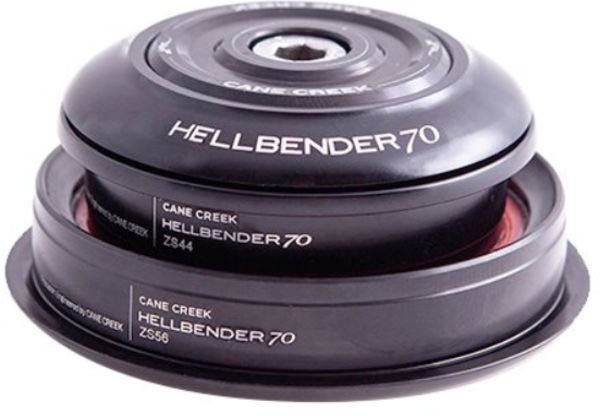 Cane Creek Hellbender 70 Series Headset ZS44/ZS56 Tapered