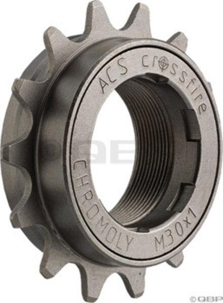 "ACS Crossfire Freewheel, 13t 3/32"" Gun Metal"